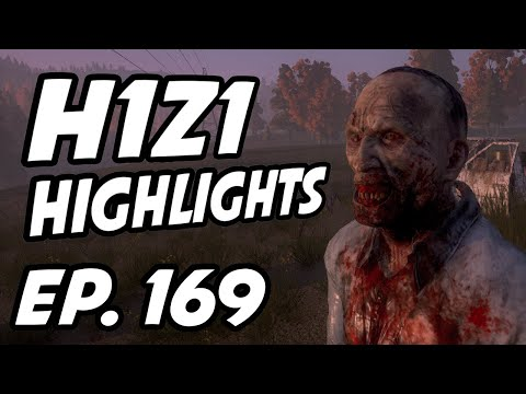 H1Z1: King of the Kill Daily Highlights | Ep. 169 | h1z1kotk, NightwalkeR1H, Symfuhny, GrimmyBear