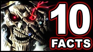 Top 10 OVERLORD Facts You Didn't Know!