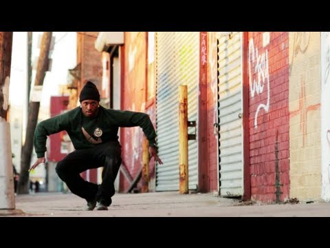 YLYK Dance Videos - HAVOC Pausing in Brooklyn, New York Flexing 2013 | YAK FILMS