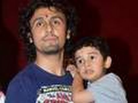 Kolaveri Di Featuring Sonu Nigam's Son Nevaan (news) video