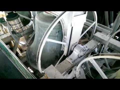 Riverside Church NYC bell peal