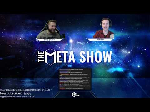 EVE Online News: The Meta Show with Laz, Mittani and special guest Carneros
