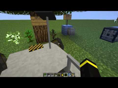 Minecraft 1 4 7 GALACTICRAFT MOD  A la Luna!