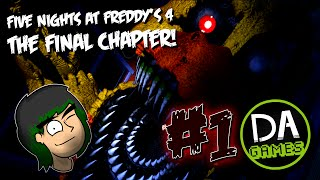 FIVE NIGHTS AT FREDDY'S 4 PART ONE - WELCOME LITTLE CHILD - DAGames