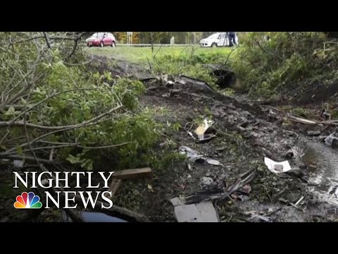 Limo In Fatal N.Y. Crash Arrested, Charged With Criminally Negligent Homicide | NBC Nightly News