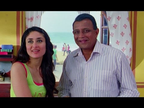 Mithun Chakraborty Moves To Ratna Pathak's House - Golmaal 3