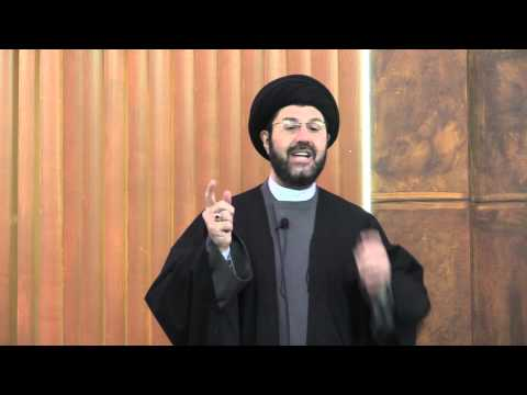Imam Qazwini discusses story of Cain and Abel, and current events in Yemen, Iraq