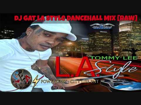 NEW DANCEHALL MIX DJ GAT LA STYLE DANCEHALL MIX MARCH 2017 [RAW]