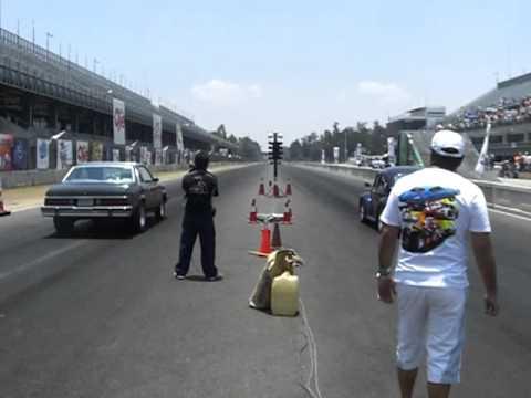 1/4 de milla autodromo hnos. rodriguez, nacional 28 y 29 de mayo 2011