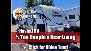 Used 2015 Jayco White Hawk 27DSRL Travel Trailer