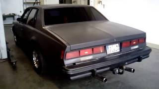 1979 Chevrolet Caprice 454 Big Block & Flowmaster