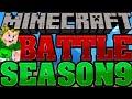 Youtube Thumbnail Snob im Überlebenskampf 🎮 Minecraft Battle Season 9