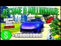 How to make 1 MILLION DOLLARS IN GTA 5 ONLINE