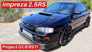 I Bought a Rare Subaru Impreza 2.5RS Rally Legend! STI Powered GC8 RSTI: Part 1