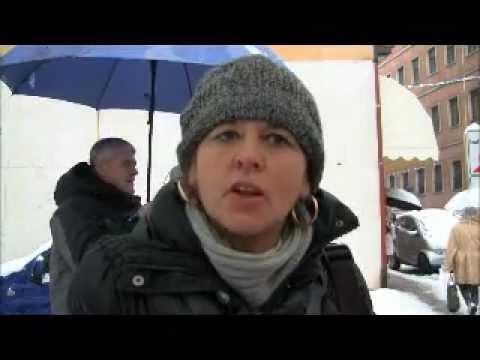 Trento 15 dicembre 2012 - Per Natale vorrei stare con papà e ma