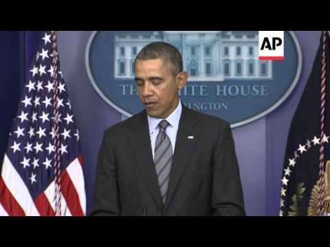 President Obama says Crimea separation would violate law