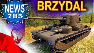 Polski brzydal 25TP KSUST II - są parametry - World of Tanks