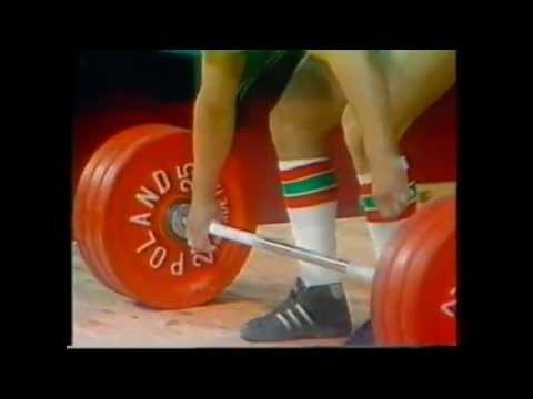 Olympic Weightlifting - Heroes Image 1
