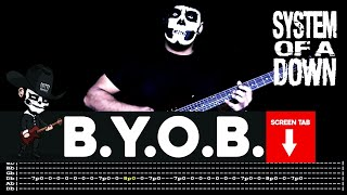 download musica System Of A Down - BYOB Guitar Cover by Masuka WTab