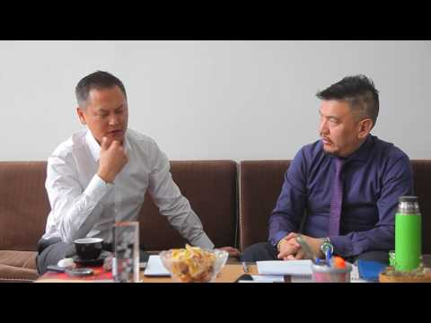 TALKING TO XAC GANHUYAG ABOUT MONGOLIA BOOM AND BUST