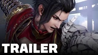 Warriors Orochi 4 - Deification Trailer
