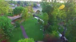 Depot Park Fly-Thru in HD