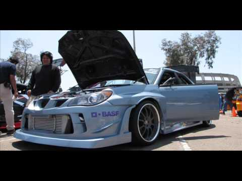 Extreme auto fest 2011 san diego ela passion import for Import motors san diego