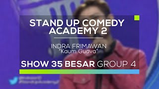 Indra Frimawan - Kaum Guava (SUCA 2 - Guest Star)
