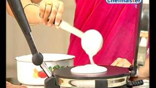 Cooking | CHEFMASTER Chapathi Roti maker DEMO film | CHEFMASTER Chapathi Roti maker DEMO film