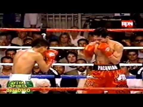 Pacquiao vs Lucero - 1 Punch KO at R3 WideScreen (HQ)