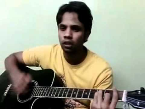 saanson ki jaroorat hai jaise;Aashiqui guitar cover.... Chords...