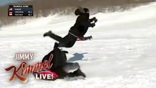Jimmy Kimmel Presents 2018 YouTube Olympics – Night Four