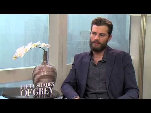 Jamie Dornan Explains Why Fifty Shades Of Grey Isn't Just pure Erotica video
