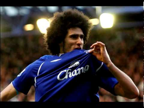 Marouane Fellaini Tribute (Everton Football Club)