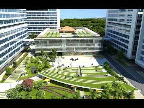Ford Global Technology and Business Center in Chennai, India