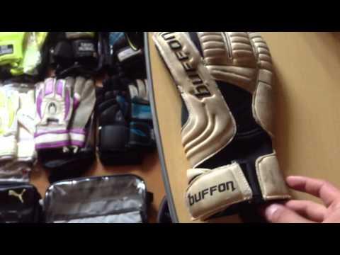 ¿Qué guantes comprar? (Review guantes Rinat, Buffon, HO, Puma, Voit (Tutorial arqueros)