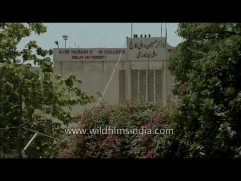 Zakir Hussain College, Delhi University