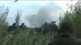 معارك بين الجيش ومتمردي الجيش الشعبي في جنوب كردفان
