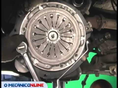 Manutenção na embreagem do Fiat Ducato - cap. 2