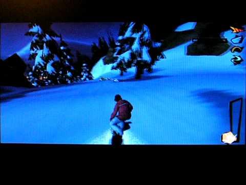 PSPscene - Shaun White Snowboarding - Sony PSP