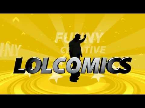 LolComics Logo Video
