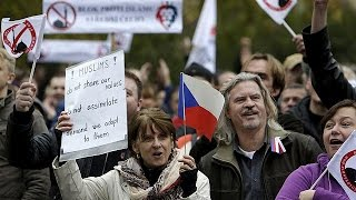 Czech Republic: Nationalists demonstrations attract thousands
