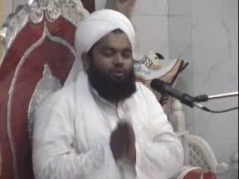 Hazrat Sayyad Amin Ul Qadri Sahab 1 Day Moharram 2013 3of5 video