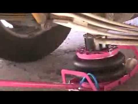 Gato Neumático - AirCat - 1,5 toneladas.