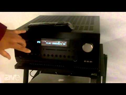 CEDIA 2013: Integra Talks About High Res Audio AVR Support