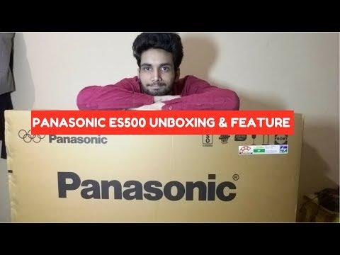 PANASONIC ES 500 UNBOXING & Features Reviews