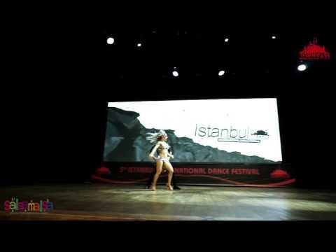 Ricardo & Karen Show - World Salsa Champions   IIDF 2016