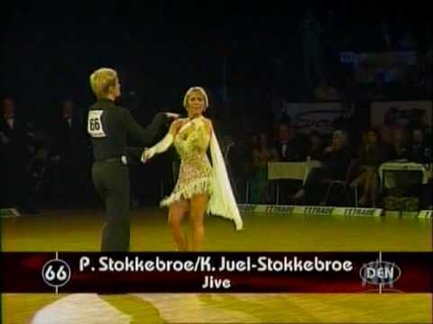 2005 World Am. Latin Championships - Jive Solos