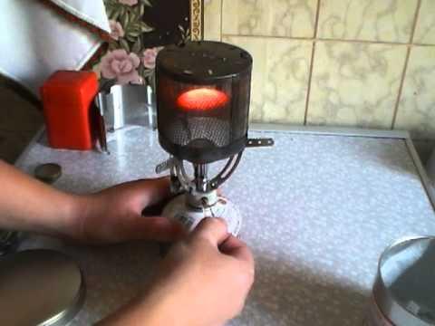 Газовый инфракрасный обогреватель своими руками