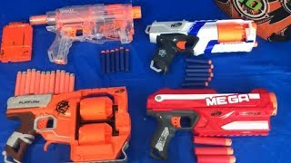 Toy Blaster Box of Toys for Children Toy Weapons Nerf Zombie